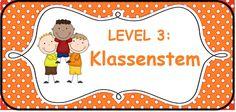 Stemvolume: level 3 klassenstem - Sarah Verhoeven - Teaching Class, Whole Brain Teaching, Class Rules Poster, Owl Theme Classroom, Following Directions, Raise Your Hand, School Hacks, Make It Work, Teacher Newsletter