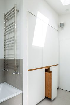 Bespoke Plywood Bathroom and Utility by Uncommon Projects