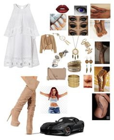 """""""Untitled #209"""" by lumsdenk on Polyvore featuring Matchless, American Coin Treasures, Amrita Singh, Topshop, Pamela Love, Lime Crime, Vivienne Westwood, Fahrenheit and MANGO"""