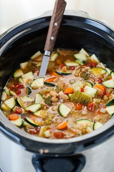 Recipe: Slow-Cooker
