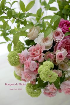 Bouquet de Photo