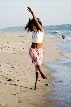 Introducing Our Sur la Sol Yoga Instructor: Koya Webb | Free People Blog #freepeople