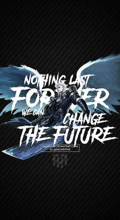 Wallpaper Phone Alucard Quote by FachriFHR