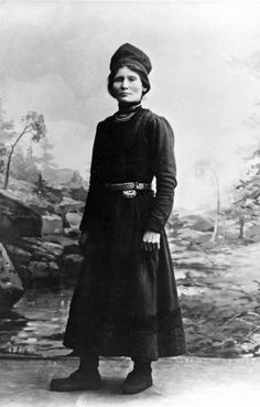 The stunning Elsa Laula Renberg, fought for Sámi rights more than 100 years ago.