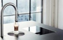A most HAVE when i build my house!!!  Coffee Faucet Brews the Perfect Ultra-Automatic Cup of Joe   Designs & Ideas on Dornob