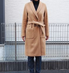 Chester Coat | Another cool Japanese sewing pattern. Learn to sew them at www.japanesesewingpatterns.com