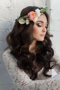 wedding hair bouquets 7