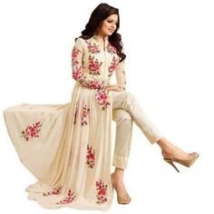 Drashti Dhami, Salwar Suits Party Wear, Boutique, Bollywood Party, Designer Salwar Suits, Shiva, Fashion Fabric, Anarkali, Lacer