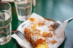 Where we ate the best bougatsa in Thraki – Food and Travel Greek Pastries, Italian Pastries, Italian Desserts, Italian Recipes, Italian Foods, Pastry Recipes, Cookie Recipes, Bougatsa Recipe, Kinds Of Pie