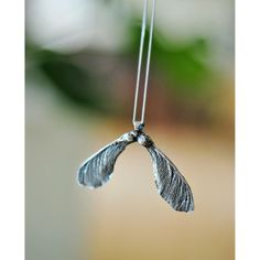 Sycamore pendent (Helicoptor) | Justine Brooks