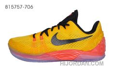 newest 8d1db b3de0 Nike Zoom Kobe Venomenon 5 University Gold New Release JH8mtfR
