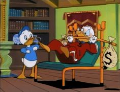 """DuckTales (1987), """"Where No Duck Has Gone Before"""""""