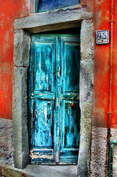 Riomaggiore , Cinque Terre - Italy