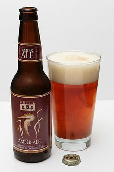 Bell's Amber Ale: A delicious amber ale, but it lacks any special characteristic.  It's a good, solid beer.  But not much else can be said for it.  (2.5 out of 5)