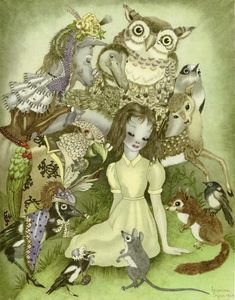 ALICE AND THE CREATURES OF WONDERLAND BY ADRIENNE SEGUR