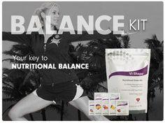90 Day body By Vi Challenge Balance Kit