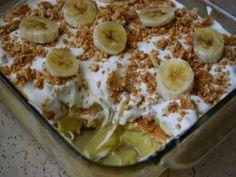 Receita Bananas Carameladas