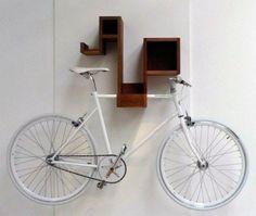 Fahrrad Wandhalterung und andere Fahrradständer, die Sie erstaunen