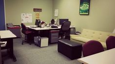 The Concierge Office Suites #Coworking Space in Chattanooga, Tennessee..