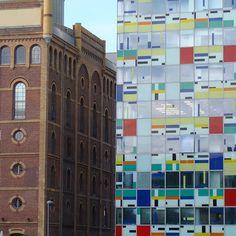 https://flic.kr/p/NbVWg5 | Colorium, 3 | Arch. Will Alsop Düsseldorf, 2001