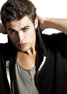 'The Vampire Diaries' star Paul Wesley is set to star and produce the upcoming sci-fi action film 'Convergence. Serie Vampire Diaries, Paul Wesley Vampire Diaries, Vampire Diaries The Originals, Stefan Salvatore, Damon And Stefan, Christian Grey, Hollywood Actor, Dream Guy, Gorgeous Men