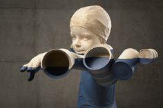 http://www.journal-du-design.fr/art/etonnantes-sculptures-bois-de-lartiste-italien-willy-verniger-89745/
