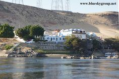 Nubian Village | Nubian Village is on the west Bank of the Nile in Aswan. | Flickr - Photo Sharing!