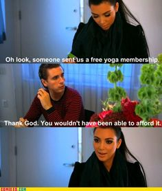 My true love gave to me,  Ten lords-a-leaping  Lord Disick, that is
