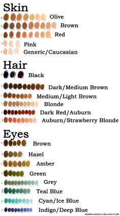 Human Color Palette (Remastered) by MoonMasterMara on DeviantArt Skin Color Palette, Palette Art, Color Palettes, Digital Painting Tutorials, Digital Art Tutorial, Art Tutorials, Drawing Techniques, Drawing Tips, Drawing Prompt