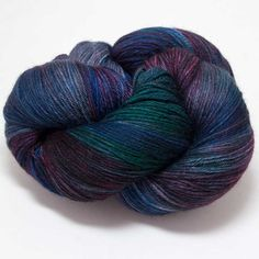 This fantastic hand-dyed yarn comes all the way from Ireland! With a super-soft feel and lovely drape its wonderful in luxurious socks, shawls and garments. Yarn Projects, Knitting Projects, Expression Fiber Arts, Hedgehog Fibres, Yarn Cake, Yarn Inspiration, Crochet Wool, Yarn Thread, Sock Yarn