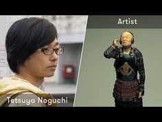 Experience a day in the life of Tetsuya Noguchi, artist - http://www.japanesesearch.com/experience-day-life-tetsuya-noguchi-artist/ artist, Tetsuya Noguchi