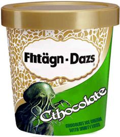 I scream.    fhtagn-dazs by xtopher42, via Flickr