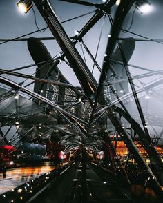Today's photo is by featured Explorer @hanayululu taken at Helix Bridge. Be sure to visit the feed for more amazing photos.  Know anyone else with amazing photos that we can feature next on #exploresingapore?  Tag them in the comments below and we might just feature both of you next!  Keep Exploring Sharing and Discovering by exploresingapore