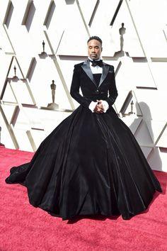 These are the best-dressed guys on the Oscars 2019 red carpet, from Spike Lee's custom Nikes to Billy Porter's tuxedo dress. Lisa Bonet, Jennifer Hudson, Christian Siriano, Heidi Klum, Elie Saab, Tom Ford, Oscars, Beautiful Dresses, Nice Dresses