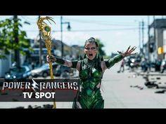 POWER RANGERS TV Spot - Rita Repulsa