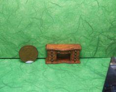 Quarter Scale Coffee Table1/48th Scale Tea by LaPetiteMaisonDAmour