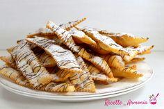 Chiacchiere al forno come fritte – Ricette in Armonia