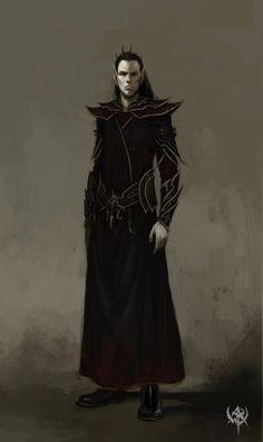 Dark elf Eol. Eöl, the Dark Elf, was a Sinda and lord of the forest of Nan…