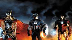 Comics - avengers Wallpaper