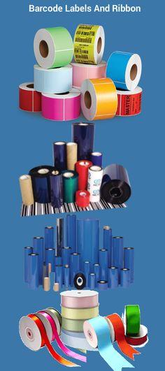 Barcode Labels and Ribbon