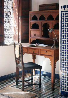 The Dar Seffarine guesthouse