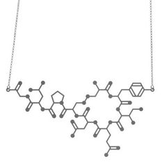 Oxytocin Necklace, $60, now featured on Fab.