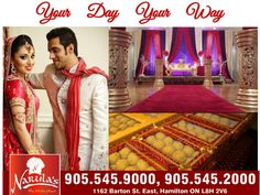 Create Your Memories With Narula's Indian Banquet Hall Hamilton