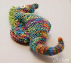 Seahorse.