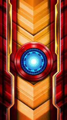 Wallpaper Iron Man - HD Wallpaper For Desktop Background Iron Man Hd Wallpaper, Phone Wallpaper Design, Avengers Wallpaper, Screen Wallpaper, Reactor Arc, Iron Man Arc Reactor, Marvel Art, Marvel Comics, Marvel Memes