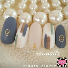 Fancy Nails, Trendy Nails, Love Nails, My Nails, Japanese Nail Art, Latest Nail Art, Winter Nails, Spring Nails, Nail Manicure