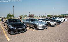 Nissan #GTR #Parking