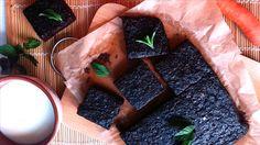 Recept na Úžasné mrkvové brownies bez mouky z kategorie snadno a rychle, fitness, pro začátečníky: Těsto:  200 g mrkve, 2 vejce, 40 g medu, 60 g ar...