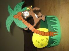 Verschillende kroon ideeën Lucas 6, Crown Art, School Themes, Business For Kids, Jungle Party, Preschool Crafts, Guinea Pigs, Some Fun, Party Hats
