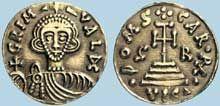 Monnaie de GrimoaldIII, duc de Bénévent (788-806)